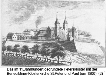 1800 Peterskloster