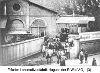 1928 Lokomotivenfabrik Hagans