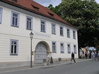 "Stadtmuseum in der ""Alten Post"" in Hildburghausen"